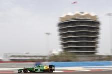 """H. Kovalainenas: """"Caterham"""" yra pajėgi įveikti """"Marussia"""""""