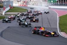 B. Ecclestone'as: 2014 m. F-1 tvarkaraštį sudarys 20 etapų