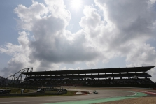 Eifelio GP: važiavimų tvarkaraštis