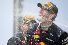 M. Webberis: galbūt Vettelis ir gailisi, ką tada padarė...