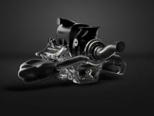 C. Abiteboulas: variklis yra nuo 20 iki 50 AG galingesnis