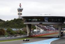 Jerezas tikisi priimti Ispanijos GP etapą