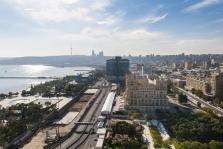B. Ecclestone'as: Korėją F-1 tvarkaraštyje pakeis Azerbaidžanas