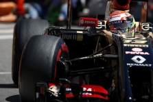 Taškų dar neturintis P. Maldonado tikisi gerų lenktynių D. Britanijoje