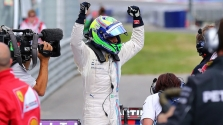 F. Massa: tai neįtikėtina akimirka