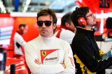 """F. Alonso šmaikštavo po """"Ferrari"""" planų pristatymo"""