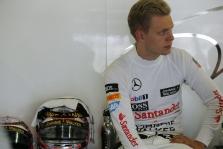 K. Magnussenas: su F. Massa neverta kalbėtis