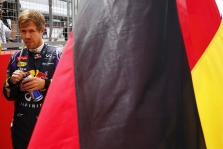 S. Vettelis: motyvacijos man niekada netrūkdavo