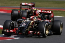 """Techninis gidas po Hockenheimo trasą su """"Lotus F1"""""""