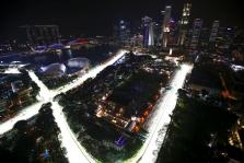 """Singapūras ir """"Formulė-1"""" pratęsė sutartį"""