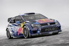 "<span style=""background:#000000; color:white; padding: 0 2px"">WRC</span> ""Volkswagen"" pristatė naująjį Polo R WRC automobilį"