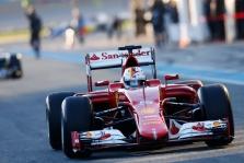 """S. Marchionne: Barselonoje turėtume pamatyti tikrąją """"Ferrari"""" formą"""