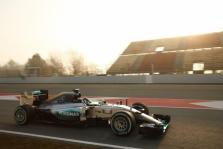"""N. Rosbergas: iš """"Mercedes"""" galite tikėtis daugiau"""