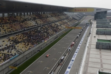 Kinijos GP: važiavimų tvarkaraštis