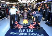 """""""Red Bull"""" nusprendė keisti variklius savo boliduose"""