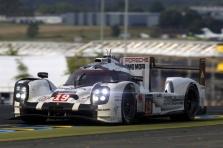 "N. Hulkenbergas ir ""Porsche"" triumfavo 24 val. Le Mano lenktynėse"