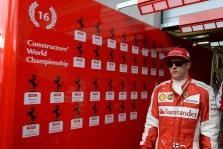 D. Coulthardas: metas K. Raikkoneną keisti kitu pilotu