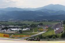 Austrijos GP: prasideda antroji treniruotė