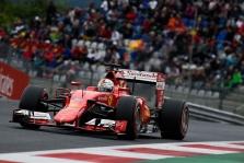 """""""Ferrari"""" iki Italijos GP taps stipresne"""