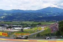 Austrijos GP: penktadienio treniruotė Nr. 2