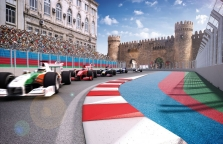 H. Tilke: Baku turės greičiausią miesto trasą