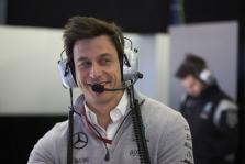 """T. Wolffas neigia nesutariantis su """"Daimler"""" vadovu"""