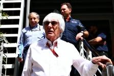 """B. Ecclestone'as: """"Formulė-1"""" išgyvens, nežiūrint į visus sunkumus"""