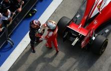 Trims pilotams po Rusijos GP skirti baudos taškai