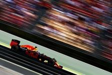 """C. Horneris paaiškino apie """"Red Bull"""" Barselonoje taikytus taktinius sprendimus"""
