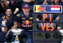 G. Bergeris: per anksti kalbėti apie M. Verstappeno ateities rezultatus