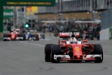 Kanados GP: šeštadienio treniruotės