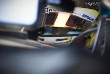 L. Hamiltonas prisiėmė kaltę už kvalifikacijoje patirtą avariją