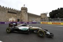 L. Hamiltonas: buvau greičiausias, bet nepasisekė