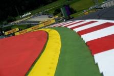 Štirijos GP: kvalifikacija (tiesiogiai)