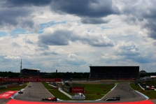 Vokietijos GP: penktadienio treniruotė Nr.2