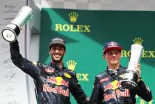 D. Ricciardo apie santykius su M. Verstappenu: mes norėjome užbaigti vienas kito karjeras