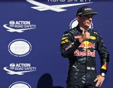 M. Verstappenas šiemet pagerino F-1 lenkimų rekordą
