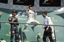 Kupinose įvykių lenktynėse Belgijoje pergalę šventė N. Rosbergas