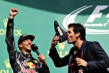 "M. Webberis: ""Red Bull"" – vienintelis variantas D. Ricciardo"