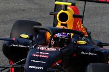"""M. Verstappenas nelaukia, kada išvys """"labai bjaurią """"Halo"""" sistemą"""""""