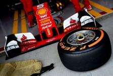 """""""Pirelli"""" paskelbė, kokias padangas komandos naudos JAV"""