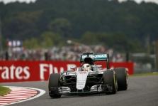 L. Hamiltonas patenkintas iškovota antra vieta