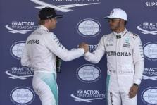 N. Rosbergas: nebuvau toks talentingas kaip L. Hamiltonas
