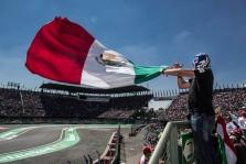 S. Perezas: mažai tikėtina, kad Meksikos GP išliks F-1 tvarkaraštyje