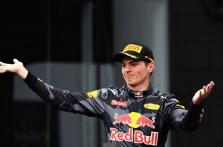 Nepaisant avarijos M. Verstappenas labai patenkintas pirmąja diena