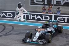 N. Rosbergas: kai statymai aukšti, tenka kažką aukoti