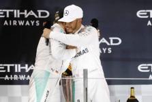 Nico Rosbergas: titulą vėl laimės L. Hamiltonas