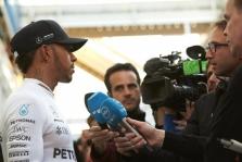 L. Hamiltonas nenori kalbėtis su S. Vetteliu