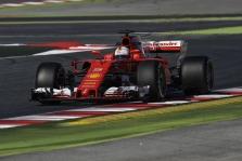 Rytą geriausią laiką užfiksavo S. Vettelis