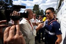 Davidas Coulthardas: aš nesuprantu Wehrleino sprendimo